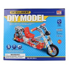 Intelligent DIY Model Motorcycle Kit