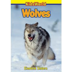 Kids World Wolves Book