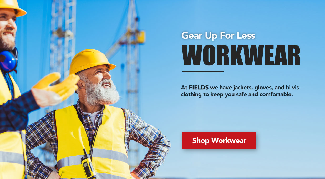 FIELDS Work Wear High Vis Great Value