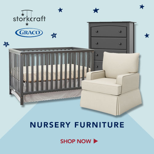 Baby Nursery Furniture - Storkcraft, Graco, and more
