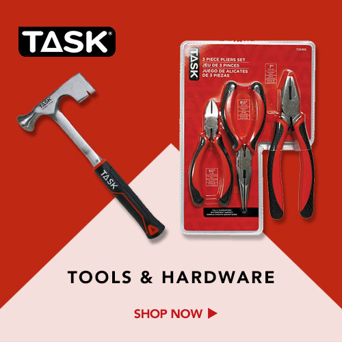Tools and Hardware - Task Tools, Dick Smith, and more